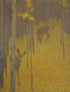 Among the Fallen Leaves