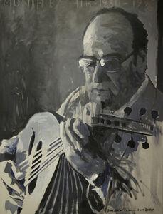 Musician Monir Bashir 1930-1997