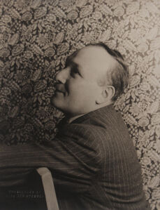 Portrait of Manuel Komroff