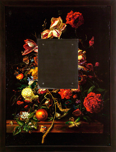 Still Life with Steel, to van Aelst
