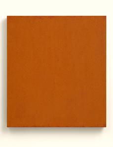 Red Orange Studio Painting