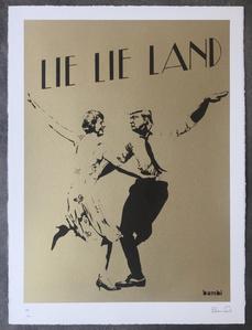 Lie Lie Land (metallic gold) SOLD OUT