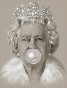 The Queen Bubble Gum