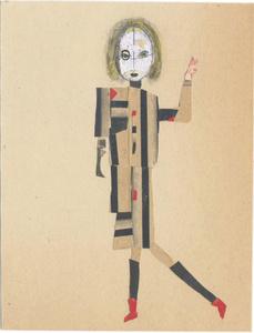 Avant-Garde Girl