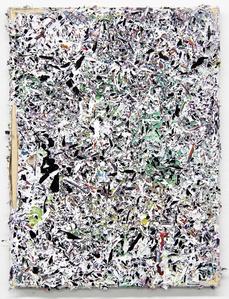 Shredded Painting 34