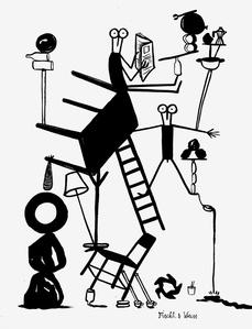 Fischli & Weiss (Artstars series)