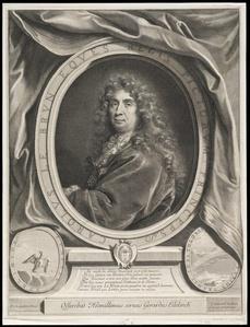 Carolus Le Brun eques regis pictorum princeps