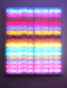 Conceptual Decoration