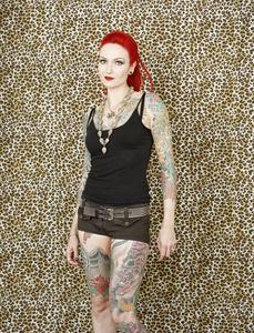 Lea, 29, Tattoo Artist