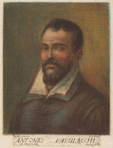 Antonio Vassilacchi