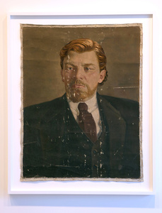 Lenin as Calvin Candie in Django Unchained