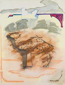 Cream Camel
