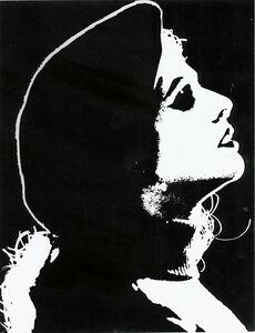 Portrait  of Anne-Marie Edvina