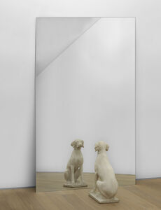 Cane allo Specchio (Dog at the Mirror)