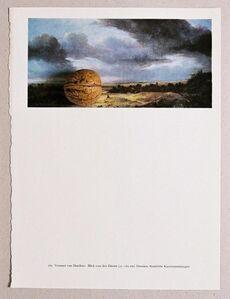 Blick über die Dünen (Vermeer van Haarlem) - Nuß