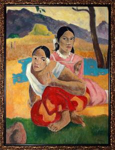 Waiting for Gauguin
