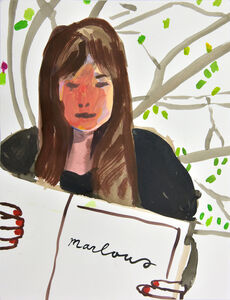 Portrait of Marlous Borm