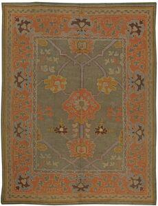 Vintage Arts & Crafts Rug, BB5991