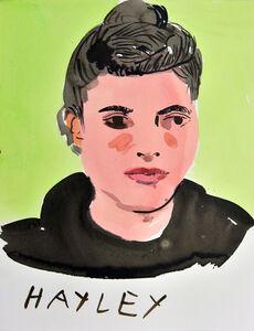 Portrait Of Hayley Silverman