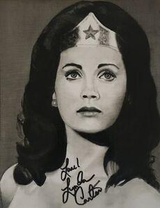 Lynda Carter aka Wonder Woman