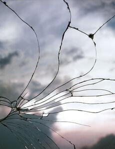 Broken Mirror/Evening Sky (C-22)