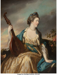 Portrait of Alice, Countess of Shipbrook