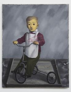 The Boy Riding Velocipede