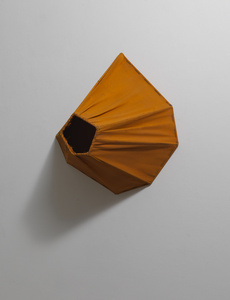 Untitled (cloth sculpture)