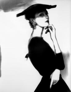 Barbara Mullen, New York. Harper's Bazaar