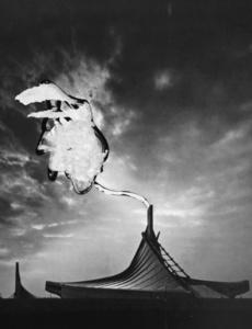 Intervenção sobre Kenzo Tange 1/20, e (série intervenção sobre livro)