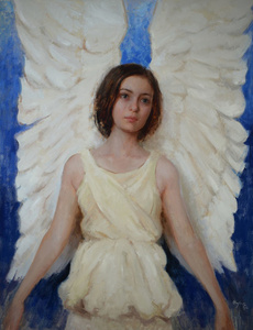 Guardian Angel inspired by Thayer
