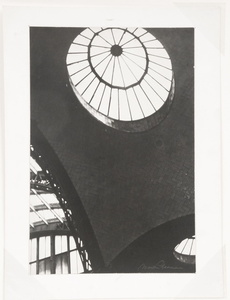 Circular Ceiling Window (from the original Penn. Station, NYC)