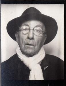 Photomaton René Burri