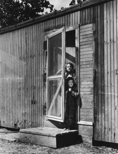 Sugar Beet Worker's Children, Treasure County, Montana