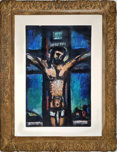 Crucifixion:  from the  The Lewisohn Collection