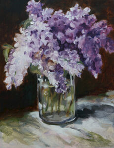 Mrs. Casey's Lilacs