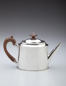 Teapot; London, England