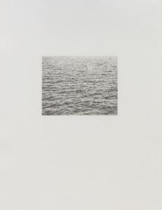 Drypoint Ocean Surface