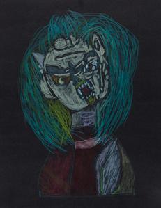 Regine Dandridge, The Horaibal Freaky Vampier Lady