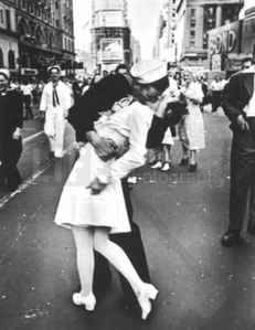 VJ Day in Times Square