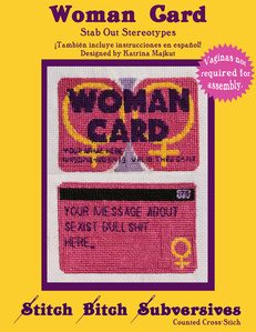 The Woman Card - Limited Edition Kit