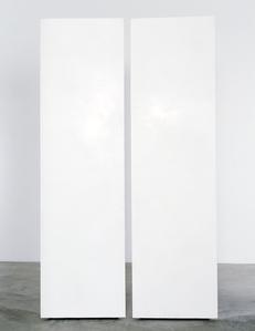Two Triangular Columns