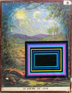 El sueño de Jose, de la serie Transfiguraciones