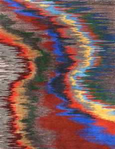 Multicolour Tibetan