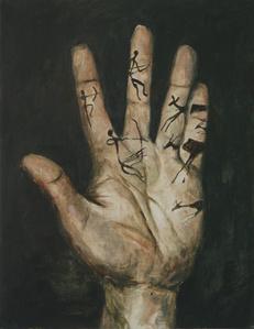La main de lascaux