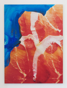 Cured cuts,   Ed. 3 + 2 AP 100 x 75 cm ( 39 3/8 x 29 1/2 inch ) BILLV22611