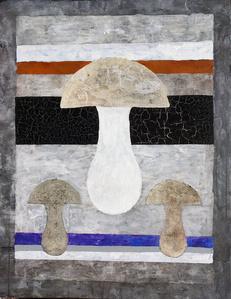 "From the ""Mushrooms of Russian Avant-garde"" series"