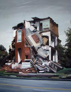A casa de Alice da série Desconstruções
