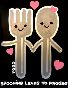 Spooning Forking