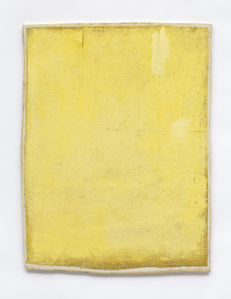 Untitled (Yellow Painting)